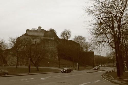 Namur citadelle...