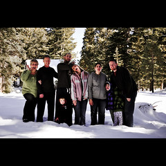 Family (Eric M Martin) Tags: family vacation portrait snow nikon funny laketahoe 365 d90 project365 nikond90 18105mmf3556gvr 365201001