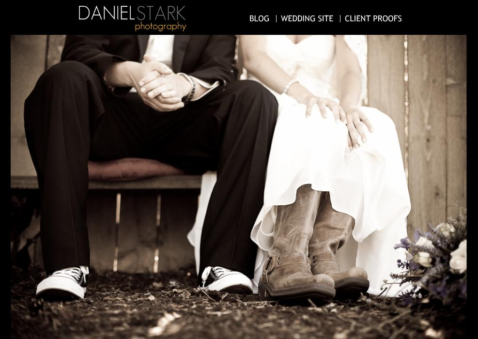 "The ""NEW"" Daniel Stark Photography"