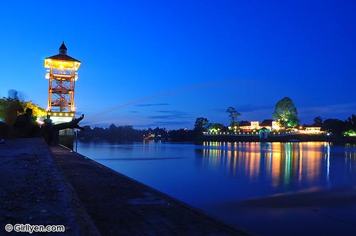 Waterfront @ Kuching Sarawak.