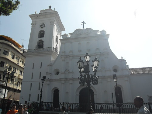 Catedral to Caracas