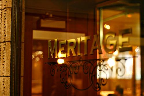 Outside Meritage