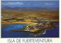 Postcard of Caleta de Fuste (wallygrom) Tags: fuerteventura canaries canaryislands caletadefuste