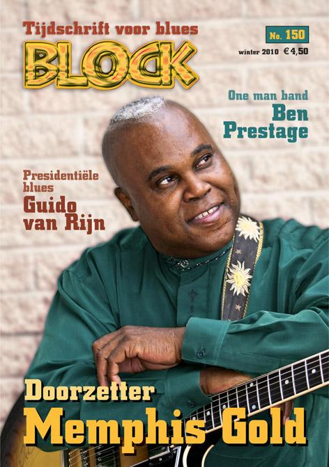 Tijdschrift voor blues Block No. 150