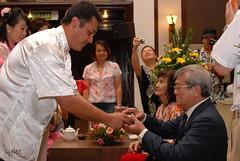 Tea ceremony (leeshingyaw) Tags: wedding teaceremony