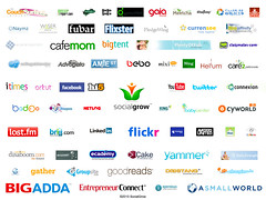 Just Some of the Social Networks SocialG by SocialGrow, on Flickr