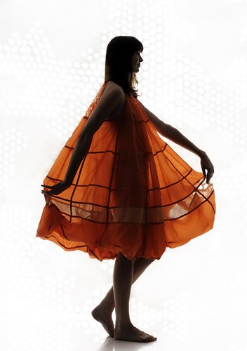 Christopher Raeburn- Parachute-dress- image credit Sam Scott-Hunter