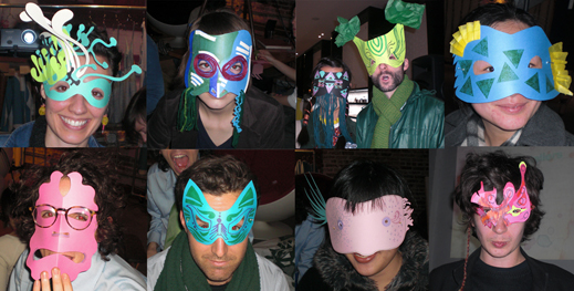Storytellers Masks
