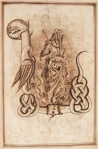 013-Opera dianto nella quale vedrete molte caratteri di lettere - Antonio Schiratti – 1600-1615