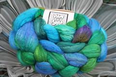 Merino Silk Tsnumi from Gale