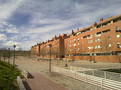 Urgel district (Aleksejs Medvedevs (Alex)) Tags: madrid nokia district n85 urgel