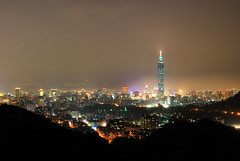 () Tags: night taiwan taipei   daan tokina1224mmf4   chungpumountain