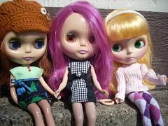 My Happy Blythe Family!