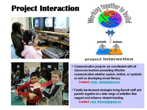 Project Interaction Slide