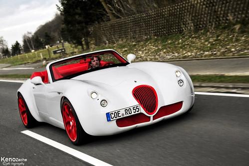 Wiesmann MF5 Roadster - Nr. 1/