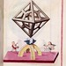 030-Geometrische und perspektivische Zeichnungen-Siglo XVI