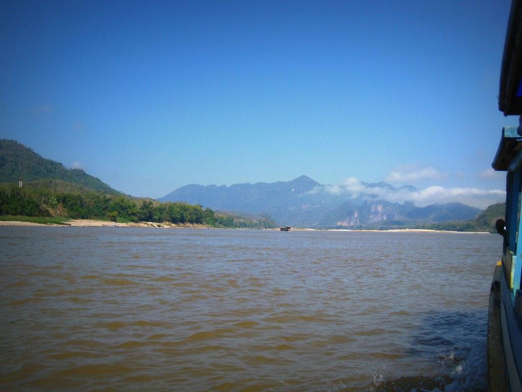 Sur le Mékong