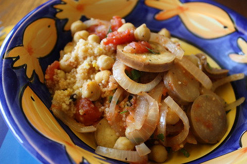 March Meal: Moroccan Casserole