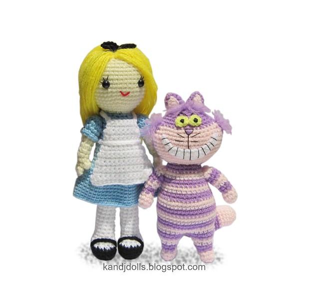 Cheshire Cat Amigurumi : CAT CROCHET PATTERNS FREE PATTERNS