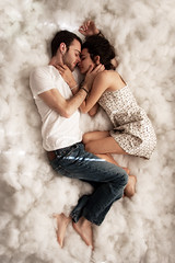 stay (alexis mire) Tags: love clouds couple sweet cotton sealegs ryanjay alexismire