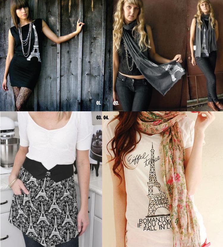 Eiffel Fashion