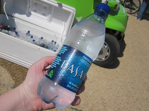 Water near the museums - $3