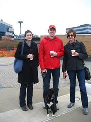 Mandy, Jeb, Jessica ...and Mesa
