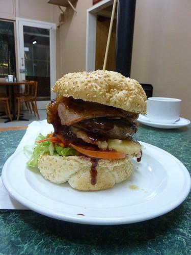 mmmm burger