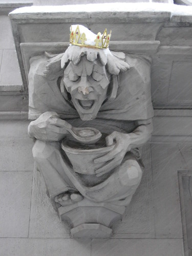 Picture 13: The Soup-Eating King