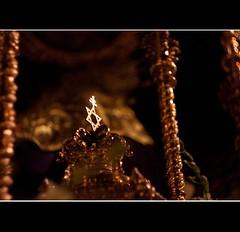 Virgen de los Gitanos (csm_web) Tags: espaa metal andaluca spain pentax granada estrella virgen semanasanta dorado oro simbolo gitanos gitano semanasantagranada estrelladedavid k20d pentaxk20d csmweb semanasanta2010 virguendelosgitanos