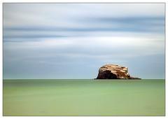 Bass Rock (Iain McGregor) Tags: uk water rock canon photography coast scotland bass forth firth blueribbonwinner coth redmatrix yourwonderland