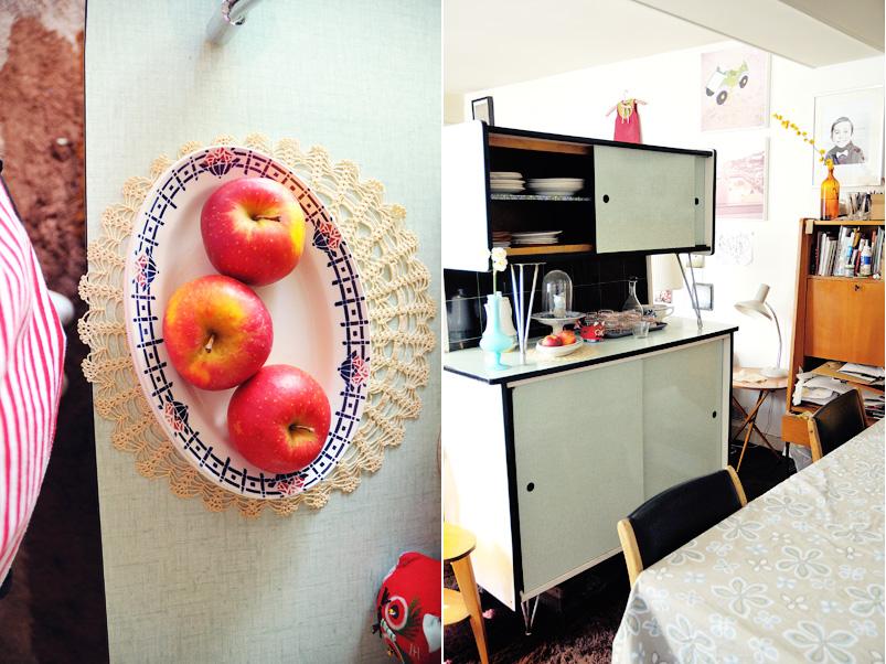 meuble cuisinevintage