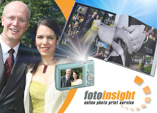 FotoInsight Online Photo Printing Service