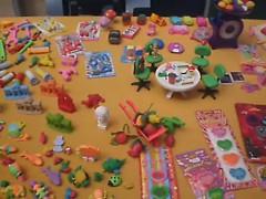 expo erasers video (Mungia 2010) (gomas de borrar) Tags: hello food cute animal toy eraser goma kitty mini sanrio collection kawaii erasers coleccin borracha gomas basauri borrar radiergummi  gommes iwako
