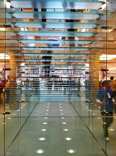 Apple Store on Michigan Avenue