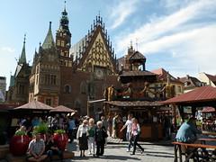 Plaza principal de Wrocław