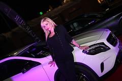 25-Citycar Sur presenta los nuevos Mercedes-Benz Clase C y GLA con la espectacular actuación de Nancys Rubias