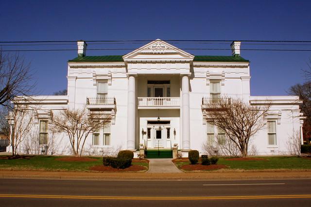 Robert L Caruthers Mansion - Lebanon, TN