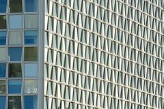 Facade of the ICC III (Jan van der Wolf) Tags: map14994vv abstract architecture architectuur building gebouw denhaag windows patroon pattern lines lijnen lijnenspel facade icc gevel ramen