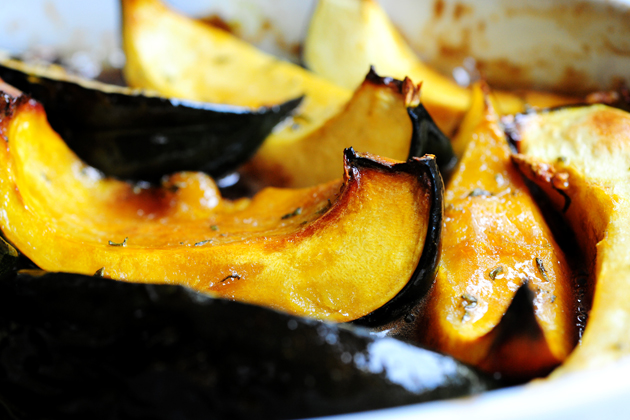 Sweet-Roasted Rosemary Acorn Squash Wedges | The Pioneer Woman Cooks ...
