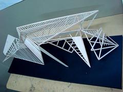 Zayapa (Cangrejo de Galápagos) (Boris Forero) Tags: scale architecture ecuador model crab structure void proportion vacio guayaquil solid maqueta solido escala proporcion zayapa diseñoarquitectonico uees borisforero mikaelaortiz
