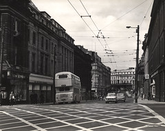 015358:Market Street Newcastle upon Tyne Signey J. 1966 (Newcastle Libraries) Tags: newcastleupontyne tynesidelifeandtimes tynesidelifeandtimesnewcastleupontyne