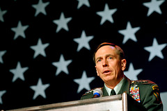 General Petraeus Speaks at Fundraiser