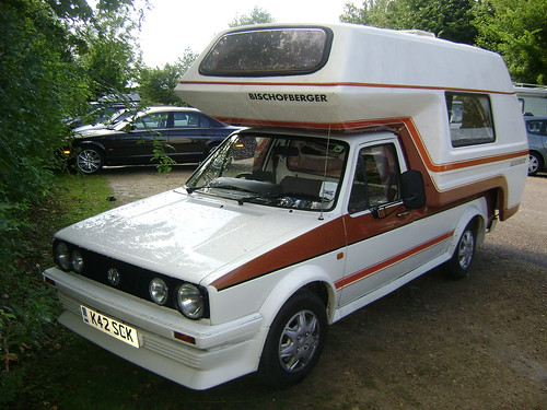 caddy camper