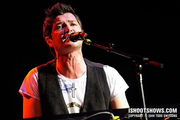 The Script: Concert Photos