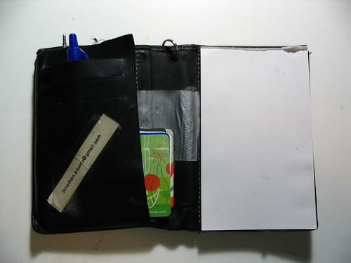 DIY International Pocket Briefcase
