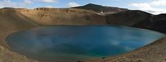 Viti Crater, Krafla (robnunn) Tags: volcano iceland crater caldera geothermal myvatn krafla viti