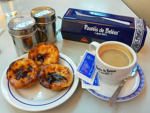 Pasteis de Belem – Lisbon