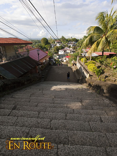 Taal Town Caysasay Ancient Steps