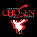 Chosen Dance Company Logo Outlined V3